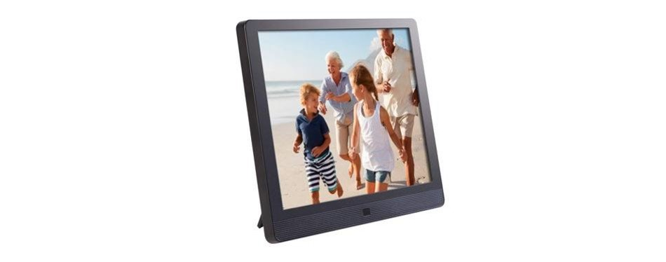 pix-star 10 inch wi-fi cloud digital picture frame