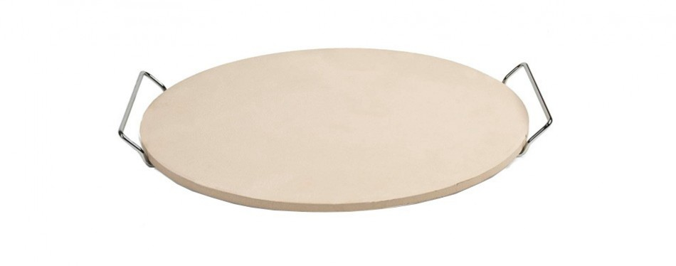 "pizzacraft 15"" round ceramic pizza stone"