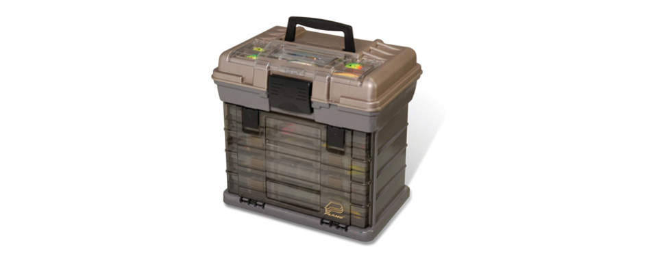 plano 4-rack system 3700 tackle box
