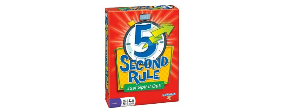 play monster's 5 second rule