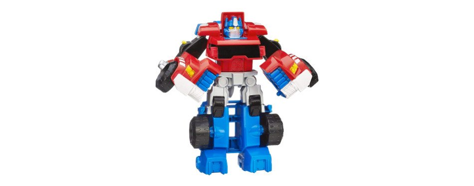 playskool heroes transformer rescue bots optimus prime