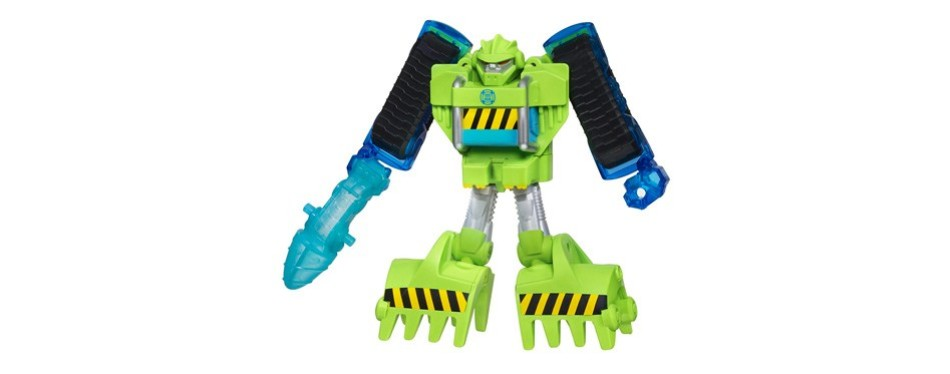 playskool heroes transformers rescue bots energize boulder the construction-bot