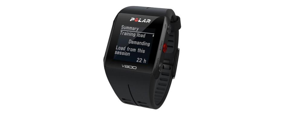 polar v800 gps triathlon watch