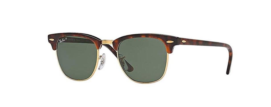 polarized square sunglasses (orb series)