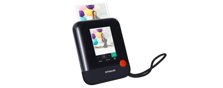 polaroid pop 20mp print digital instant camera