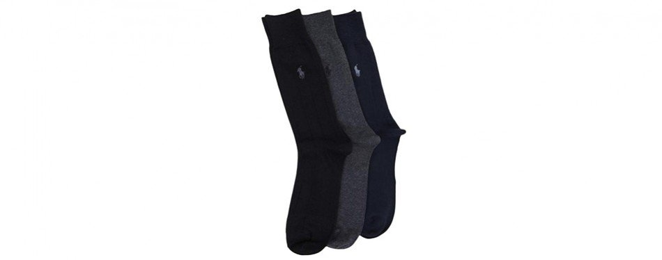 polo ralph lauren men's dress socks