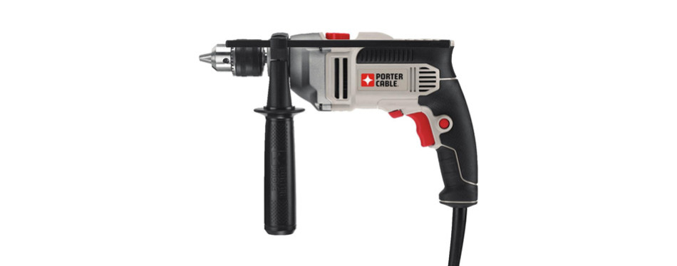 porter-cable 7 amp crs single speed drill