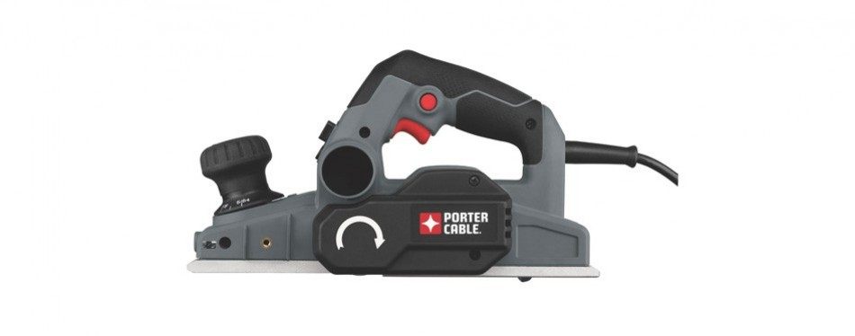 porter-cable pc60thpk 6-amp hand planer