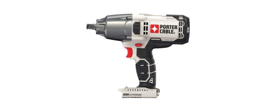 porter cable pcc740b 1/2 inch cordless impact wrench