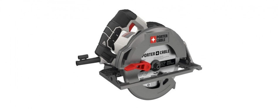porter-cable pce310 heavy duty circular saw
