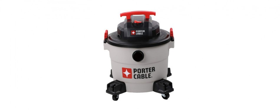 porter-cable wet/dry vacuum