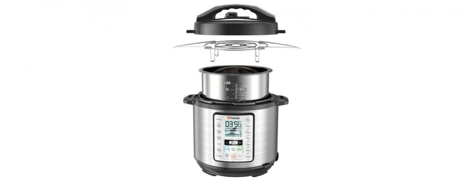 potastic 6 qt programmable electric pressure cooker
