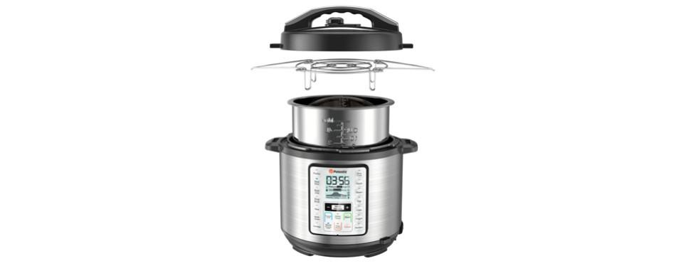 potastic 6 qt programmable electric pressure cooker