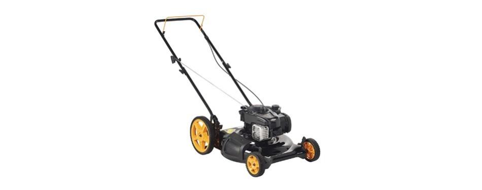 poulan pro 21-inch push mower