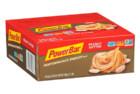 powerbar performance energy bar, peanut butter
