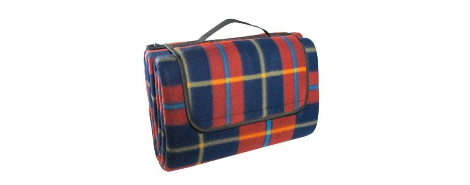 practico outdoors extra large picnic and beach blanket