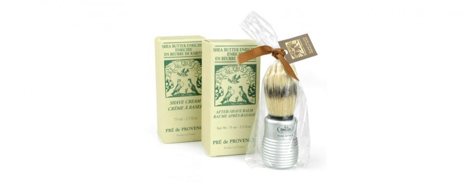 pre de provence shea butter aftershave