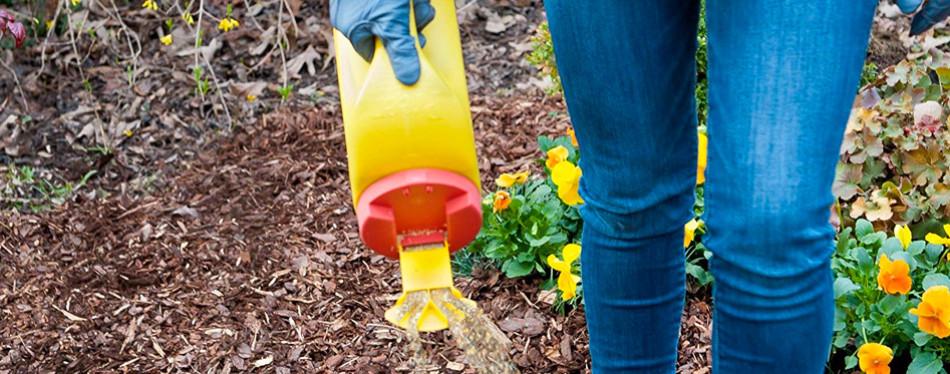 preen 283894 garden weed preventer