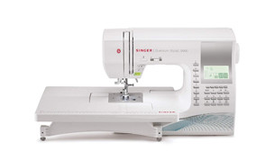 singer | | quantum stylist 9960 computerized portable sewing