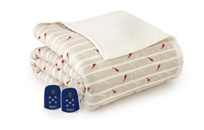 thermee micro flannel electric blanket