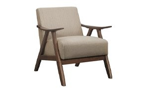 lexicon fabric accent chair
