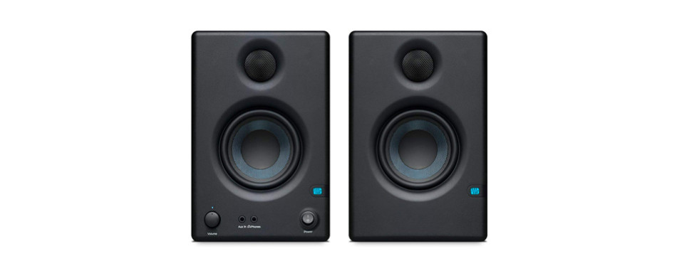 presonus eris multimedia reference monitors