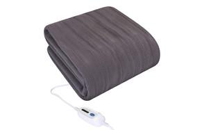 utopia bedding luxurious micro-fleece electric blanket