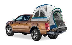 north east harbor truck bed tent