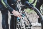 pro bike tool bike pump with gauge fits presta and schrader