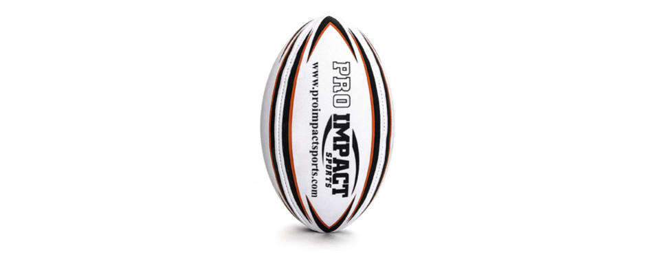 pro impact training rugby ball