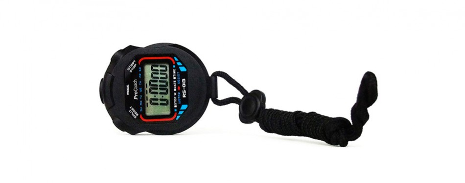 procoach rs-013sports stopwatch