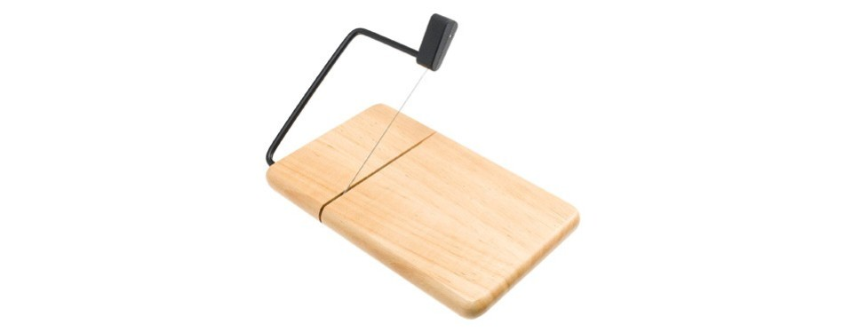 prodyne 805b beechwood cheese slicer