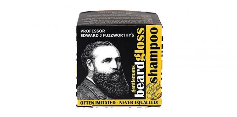 Professor Fuzzworthy's Beard Shampoo with All Natural Oils