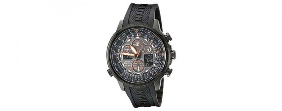 promaster navihawk a-t citizen watch