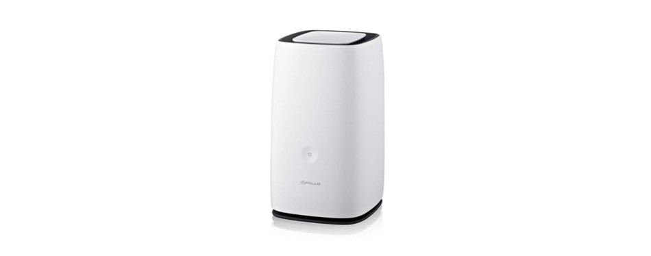 promise apollo cloud 2 duo 4tb personal cloud storage device