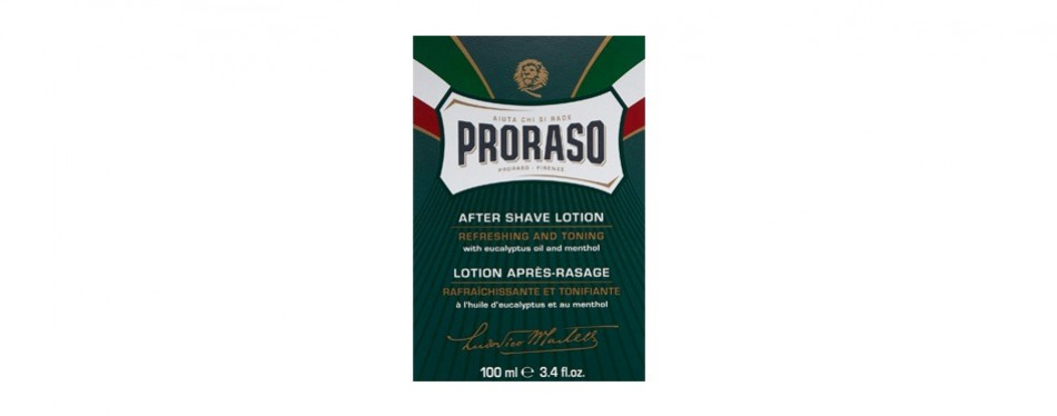 proraso lotion