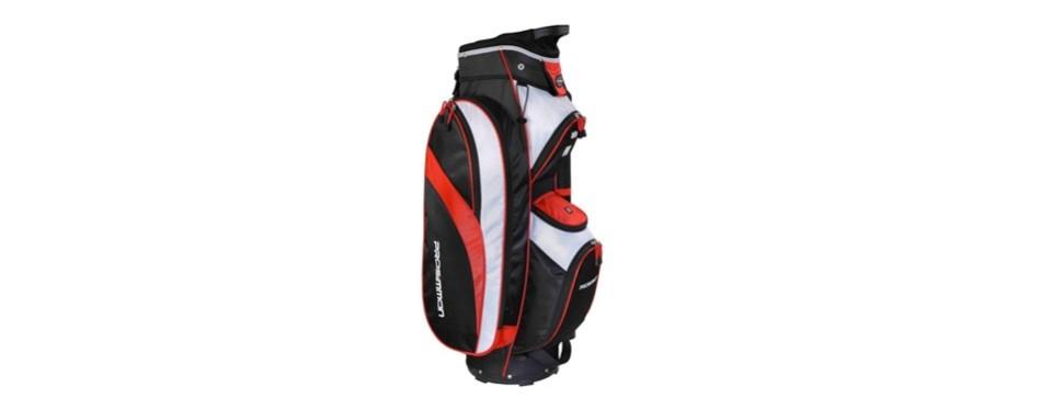 prosimmon professional tour bag