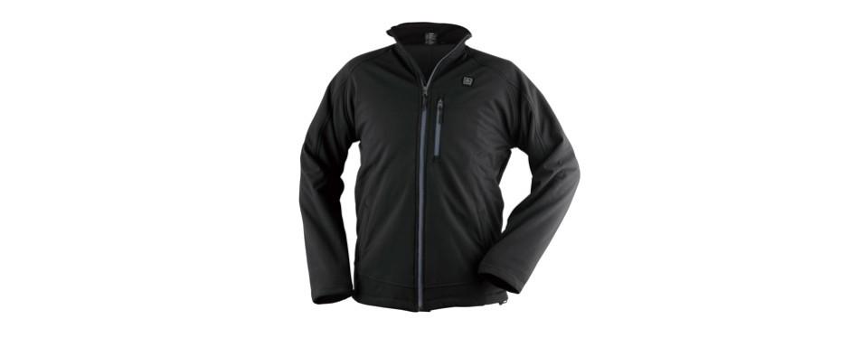 prosmart men's heated jacket