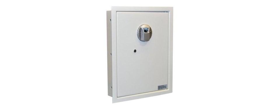 protex safe fingerprint wall safe