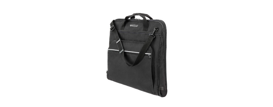 prottoni 44-inch garment bag for travel
