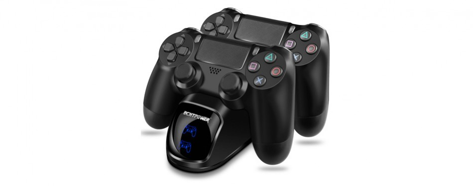 ps4 controller charging dock