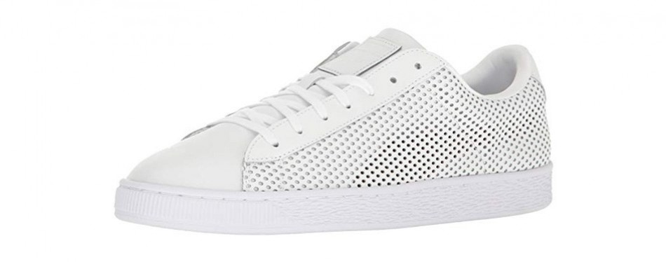 puma basket summer shade sneaker