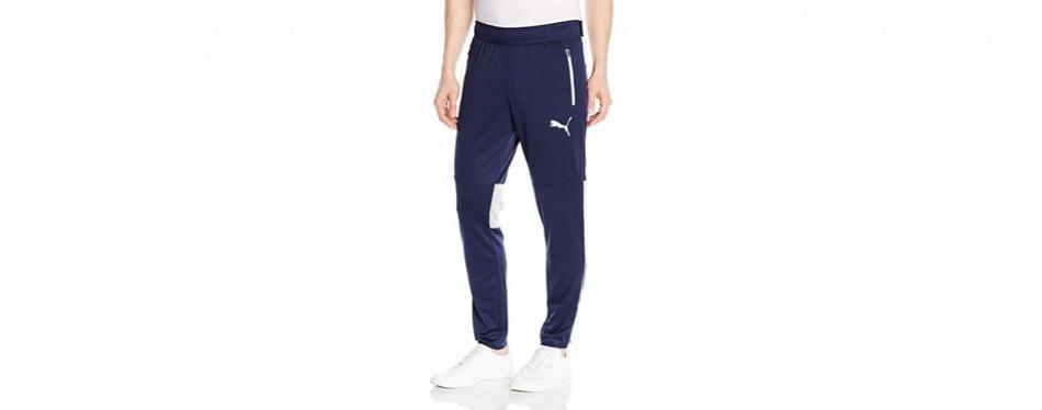 puma men's flicker pants
