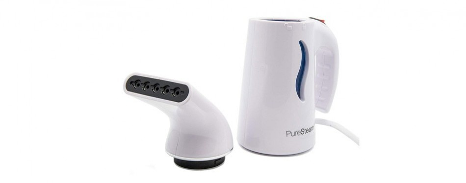 puresteam portable fabric steamer