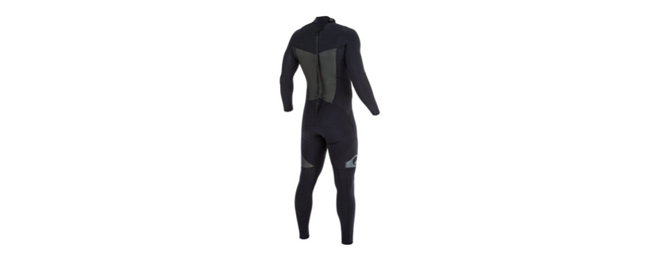 quiksilver mens 5/4/3mm syncro gbs bz full wetsuit