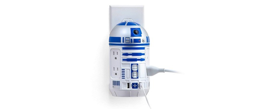 r2-d2 ac usb power station