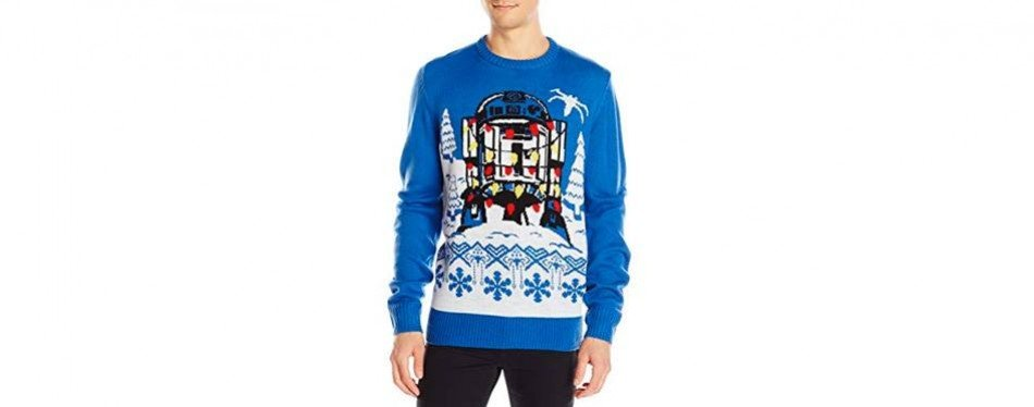 r2d2 holiday sweater