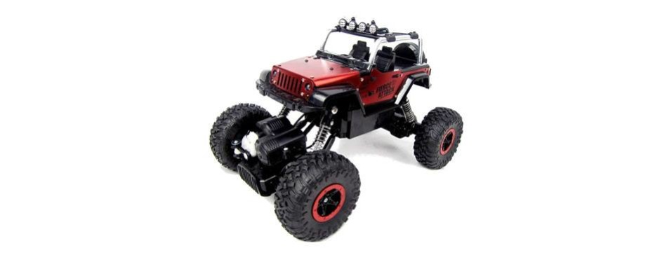 rabing off-road rock crawler