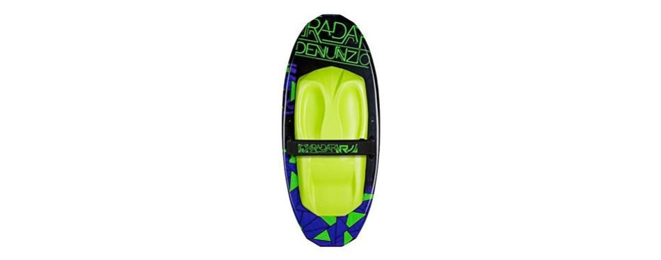 radar denunzio kneeboard