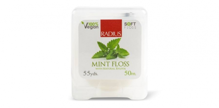 RADIUS - Vegan Xylitol Soft Floss